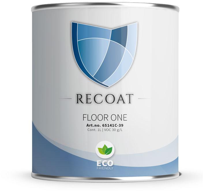 Recoat Floor One