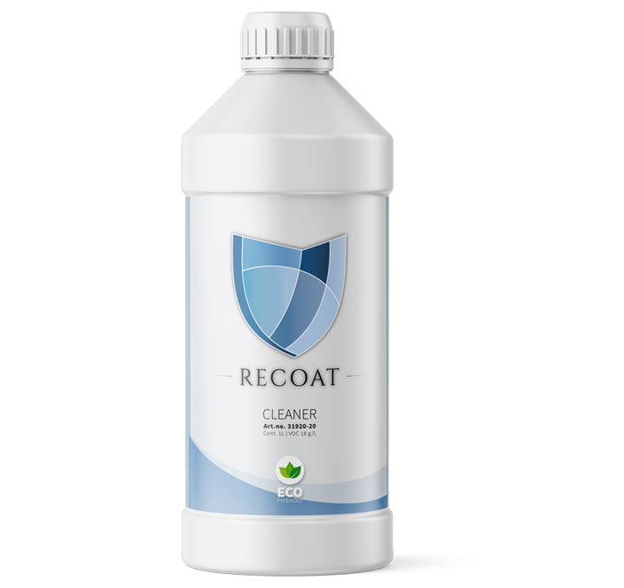 Recoat Cleaner